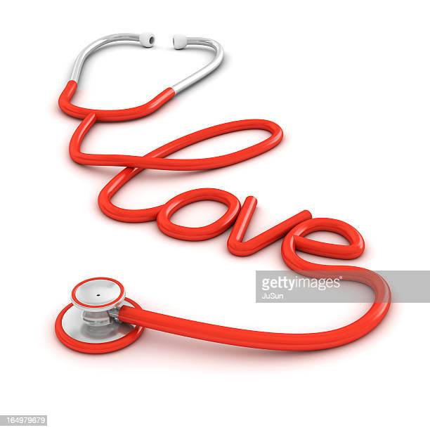 stethoscope - medical icons stock pictures, royalty-free photos & images