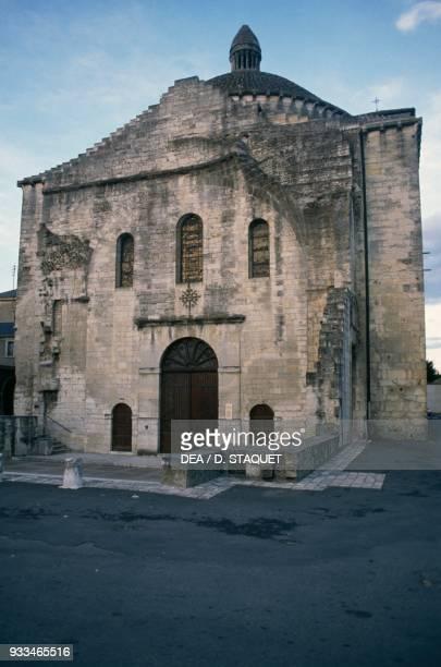 St-Etienne-de-la-Cite church, Perigueux, Aquitaine-Limousin-Poitou-Charentes, France, 11th-12th century.