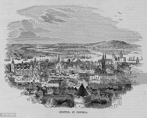 Stettin In Prussia