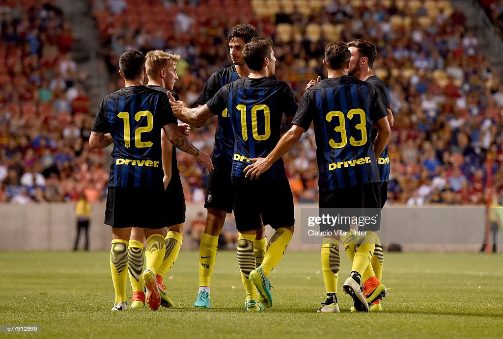 FC Internazionale v Real Salt Lake - Pre-season Friendly : News Photo