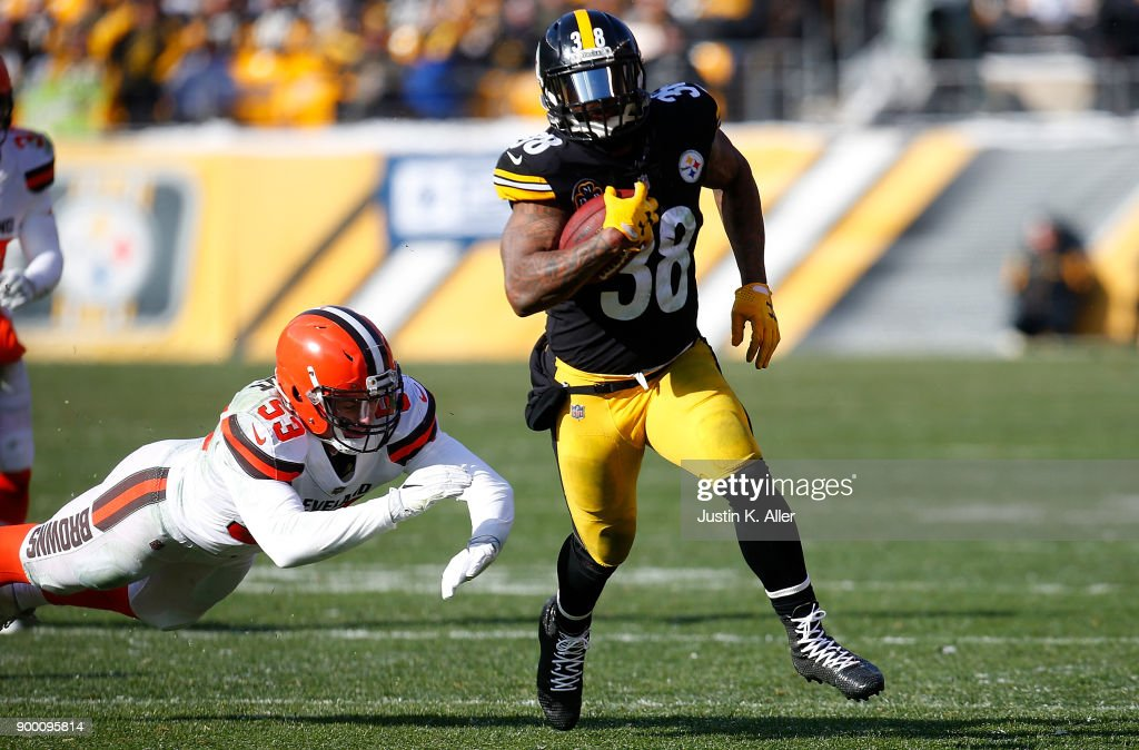 Cleveland Browns vPittsburgh Steelers
