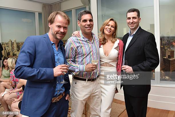 Steve Anderson Jack Wiener Erin Gibbs and Mark Herschberg attend ABT Spring Assemble at 201 East 57th Street on June 13 2016 in New York City