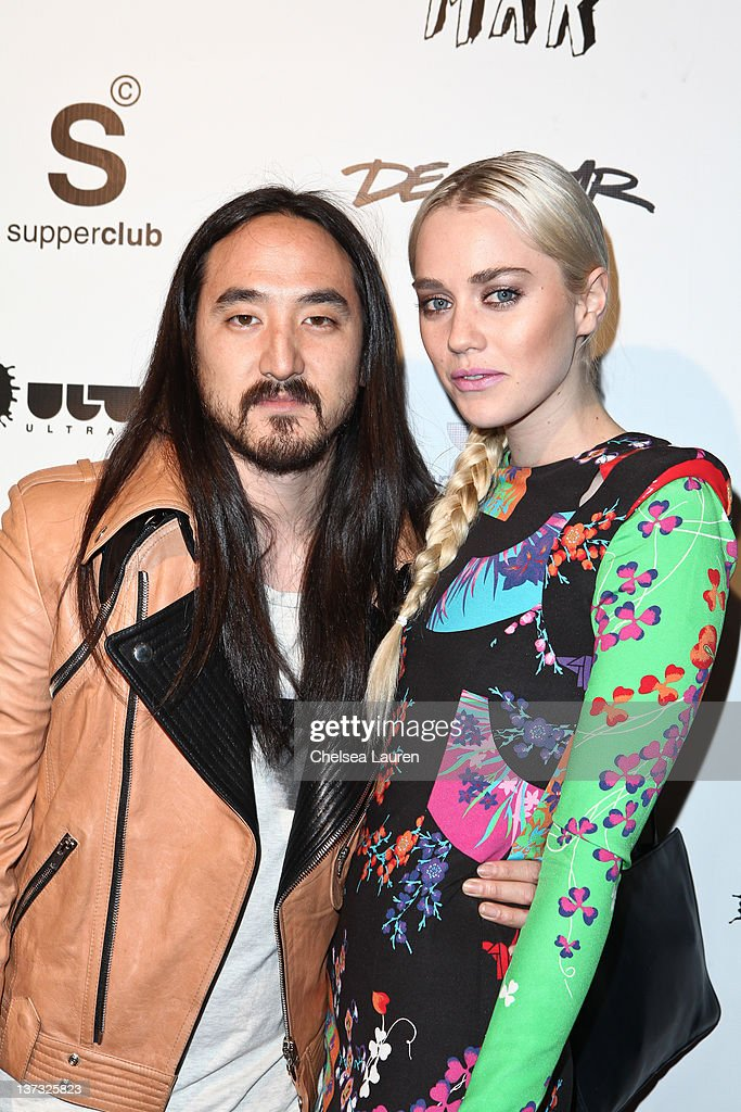 "Steve Aoki Record Release Event Celebrating ""Wonderland"""