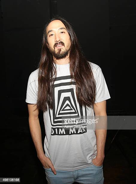 Steve Aoki attends Best Buddies Miami Gala 2015 at Ice Palace on November 20 2015 in Miami Florida