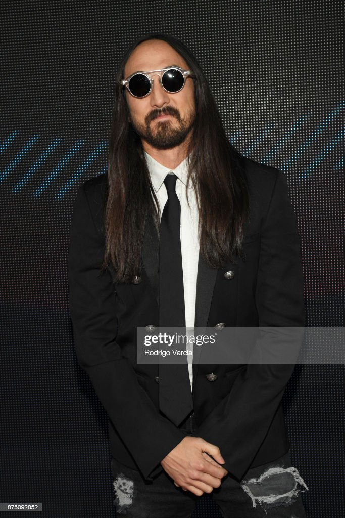 Steve Aoki attends The 18th Annual Latin Grammy Awards at MGM Grand Garden Arena on November 16, 2017 in Las Vegas, Nevada.