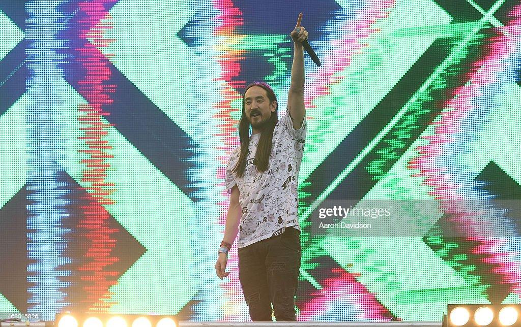 Around Ultra Music Festival - Day 2