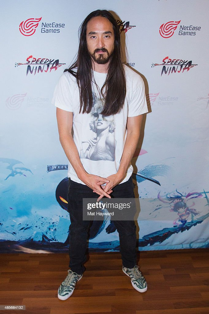 Steve Aoki Concert Presented By NetEase Games