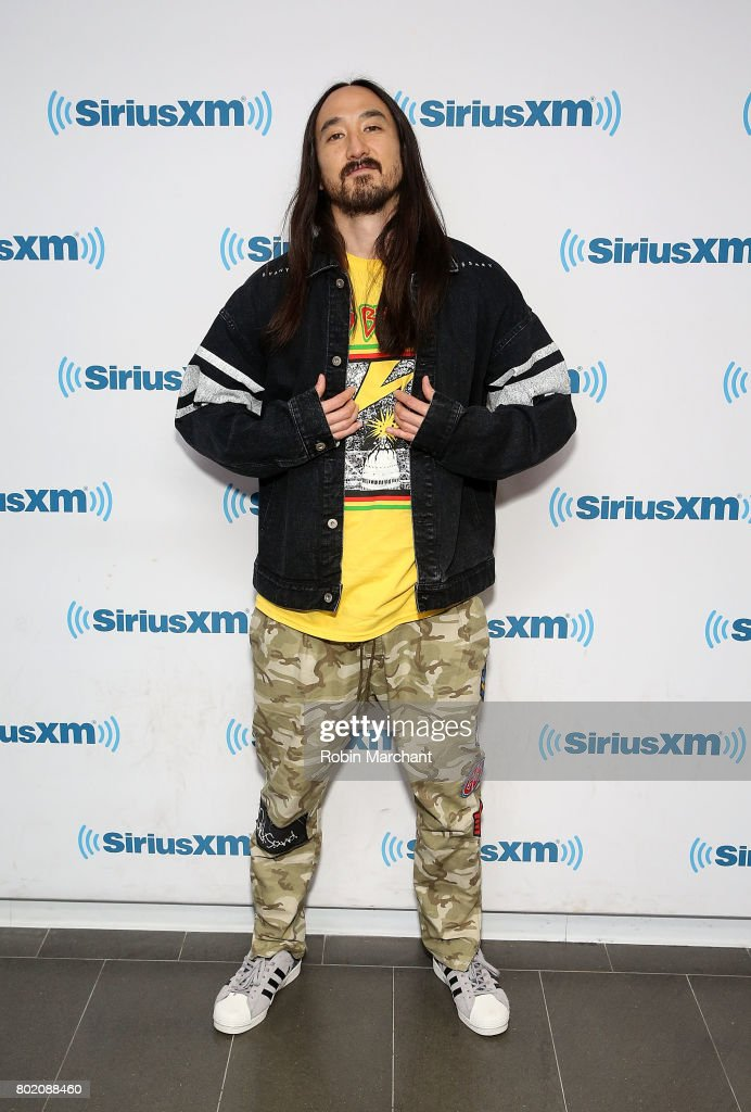 Celebrities Visit SiriusXM - June 27, 2017