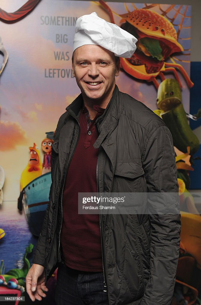 """Cloudy With A Chance Of Meatballs 2"" - Celebrity Screening - Arrivals"