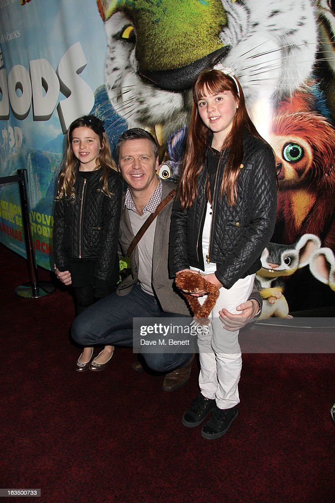 """The Croods"" London Premiere"