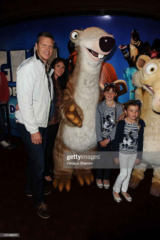 Ice Age 4 - UK Film Premiere
