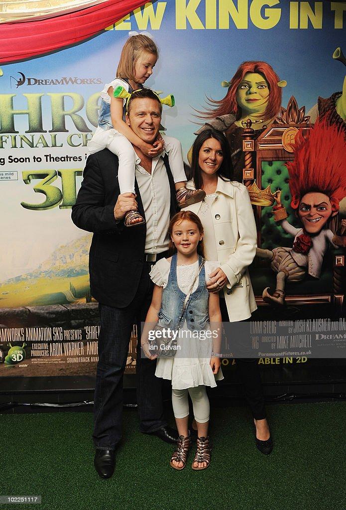 Shrek Forever After UK Gala Screening