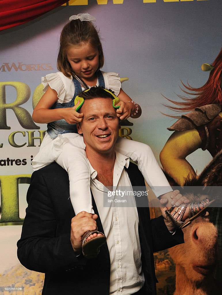 Shrek Forever After UK Gala Screening