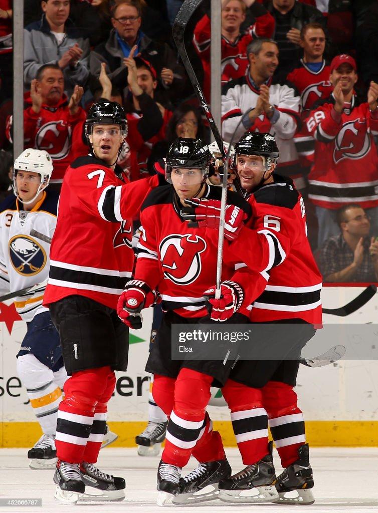Buffalo Sabres v New Jersey Devils : News Photo