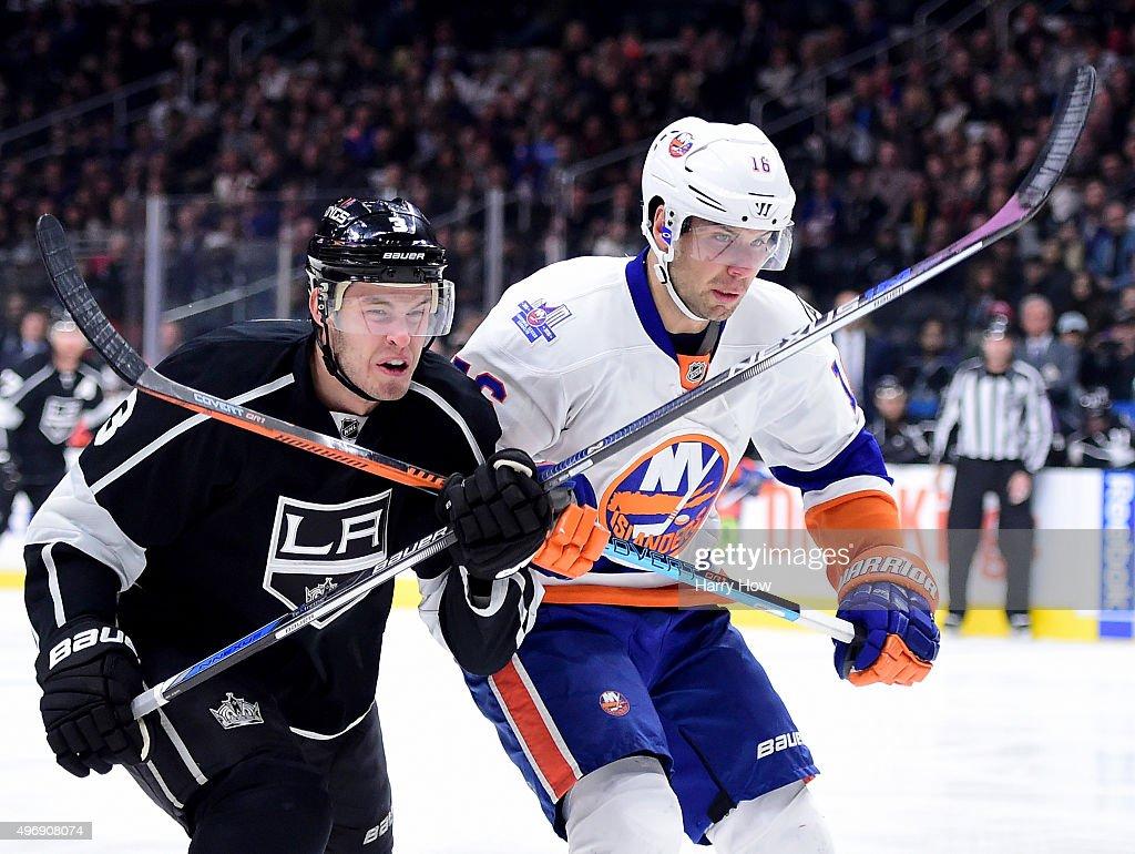 New York Islanders v Los Angeles Kings