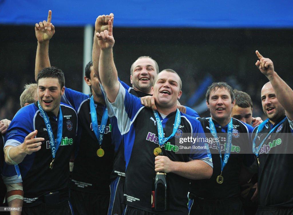Bath v Worcester Warriors - European Challenge Cup Final : News Photo