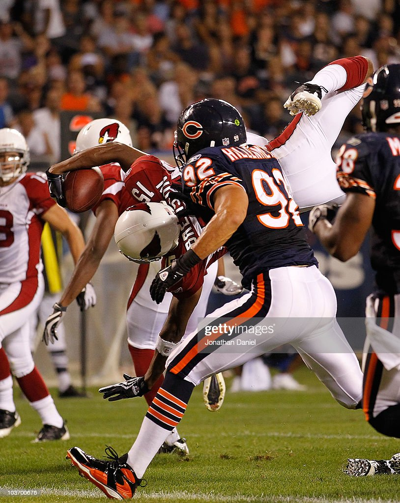 Arizona Cardinals v Chicago Bears : News Photo