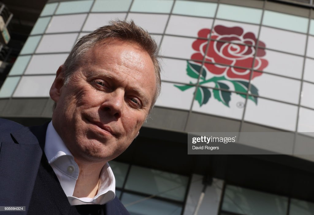 Steve Brown CEO of RFU - Media Access