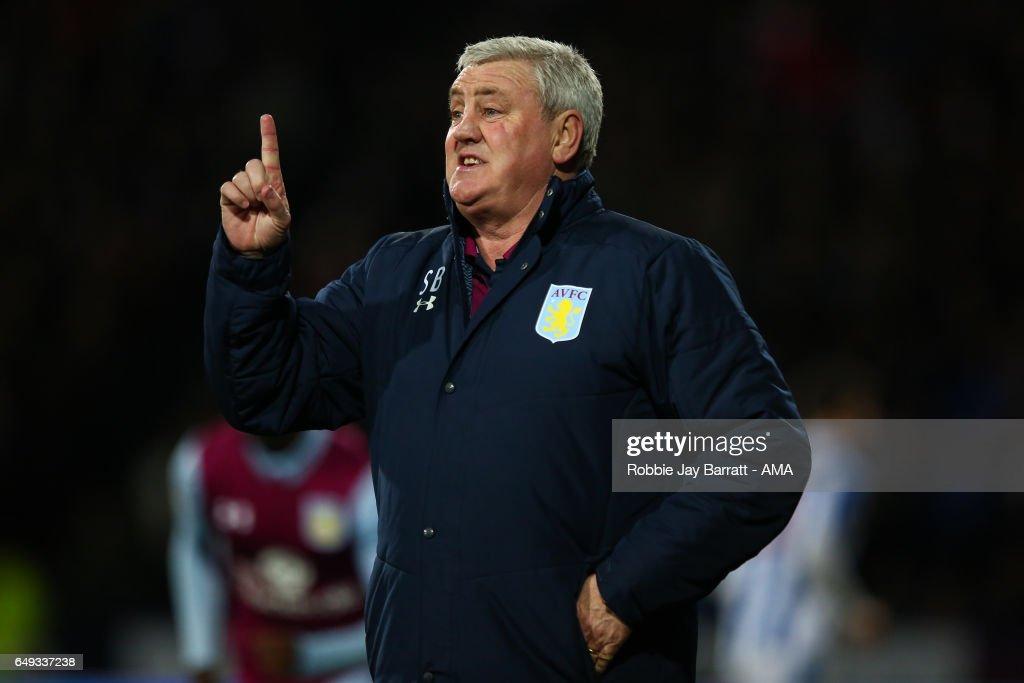 Huddersfield Town v Aston Villa - Sky Bet Championship : News Photo