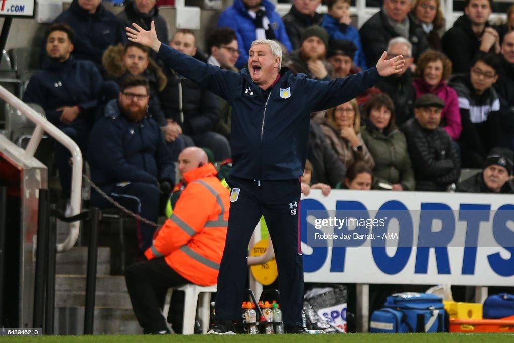 Newcastle United v Aston Villa - Sky Bet Championship : News Photo