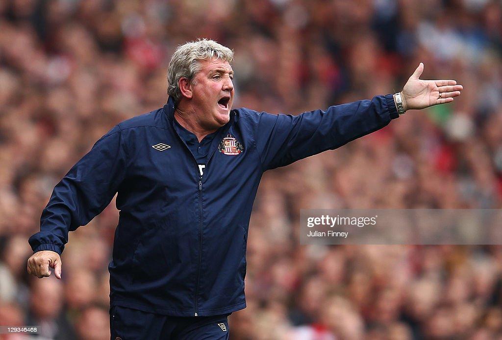 Arsenal v Sunderland - Premier League : ニュース写真