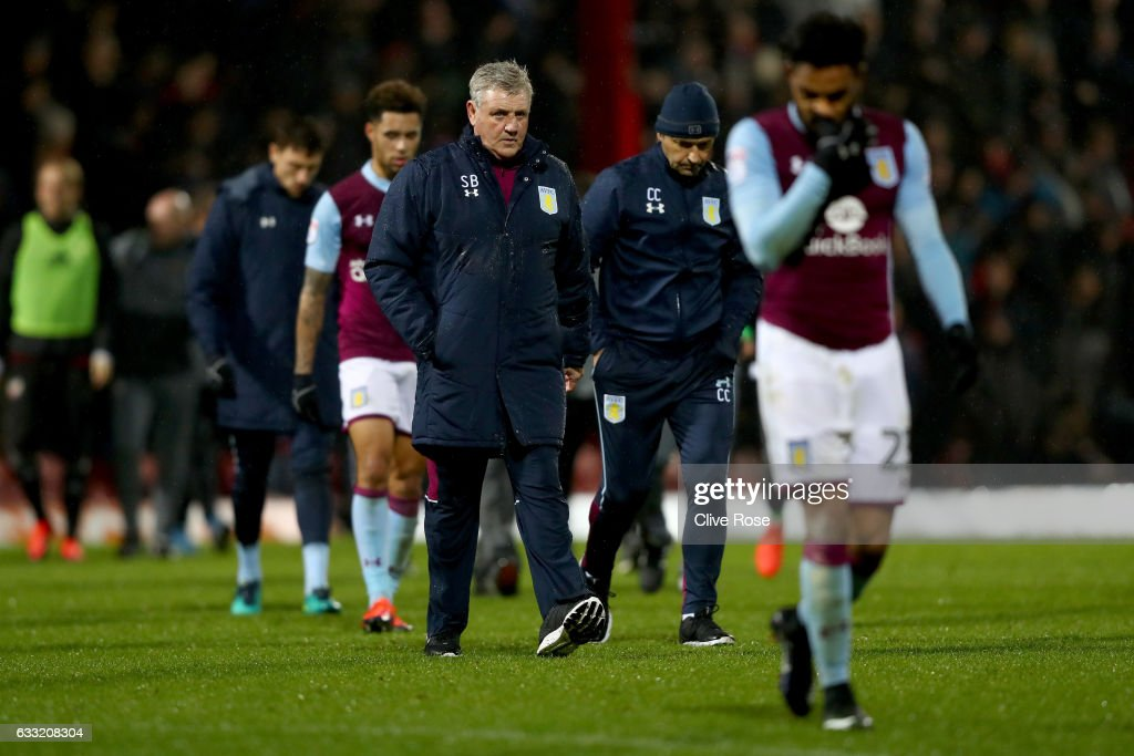 Brentford v Aston Villa - Sky Bet Championship : News Photo