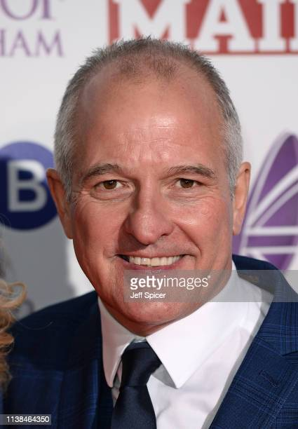 Steve Bull attends The Pride of Birmingham Awards in partnership with TSB at University of Birmingham on March 26 2019 in Birmingham United Kingdom