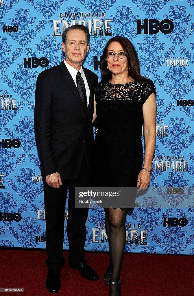 "HBO's ""Boardwalk Empire"" Season 3 New York Premiere : News Photo"
