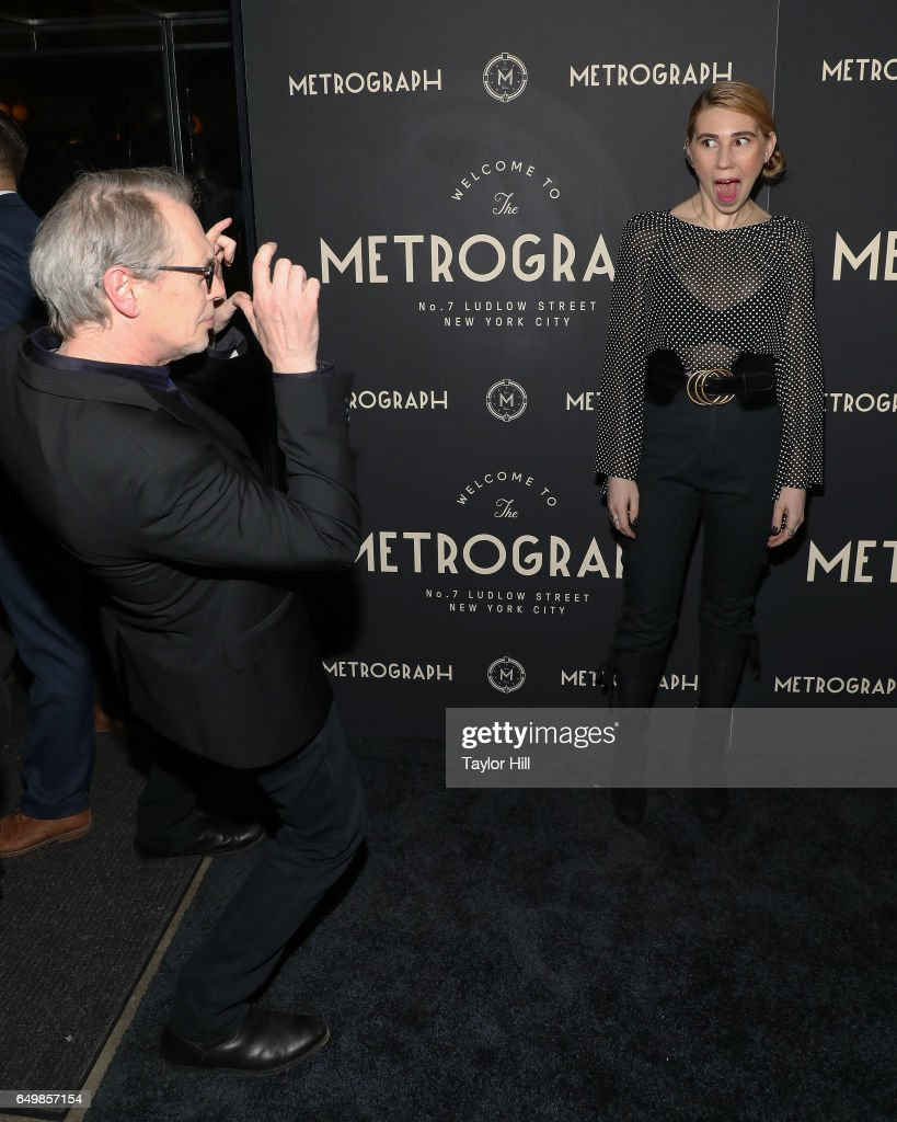 Metrograph 1st Year Anniversary Party : News Photo