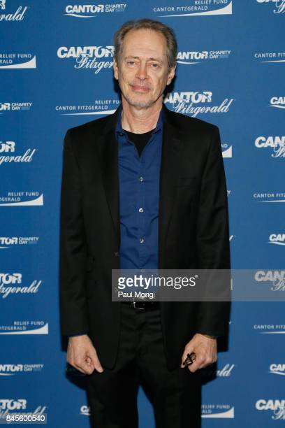 Steve Buscemi attends Annual Charity Day hosted by Cantor Fitzgerald BGC and GFI at Cantor Fitzgerald on September 11 2017 in New York City