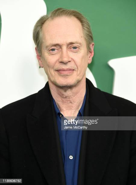 Steve Buscemi attends Hulu's Shrill New York Premiere at Walter Reade Theater on March 13 2019 in New York City