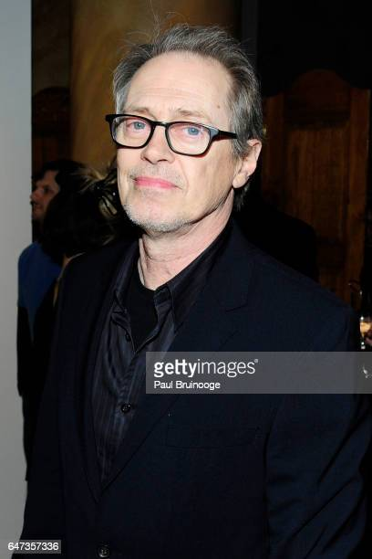 Steve Buscemi attends The Anthology Film Archives Benefit and Auction at Capitale on March 2 2017 in New York City