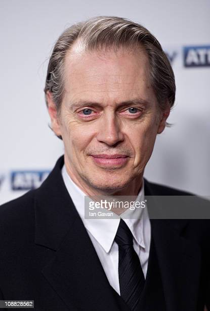Steve Buscemi attends the launch of the Sky Atlantic channel at the Sky popup venue on February 4 2011 in London England