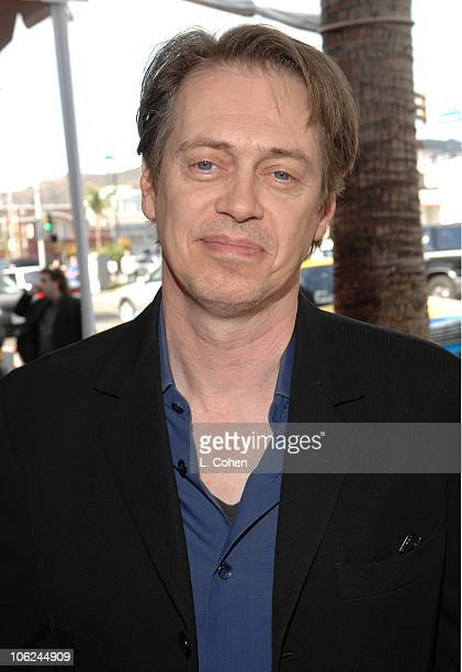 Steve Buscemi during Charlotte's Web Los Angeles Premiere Red Carpet at ArcLight Theatres in Hollywood California United States