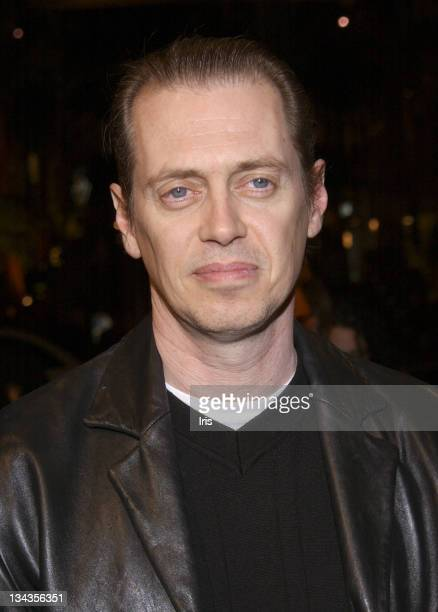 Steve Buscemi during 'The Laramie Project' Premiere Los Angeles at Los Angeles Theatre in Los Angeles California United States