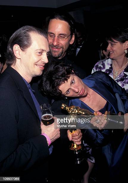 Steve Buscemi Frances McDormand and husband Joel Coen