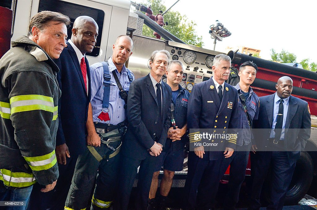 """""""A Good Job: Stories Of The FDNY"""" New York Premiere : News Photo"""