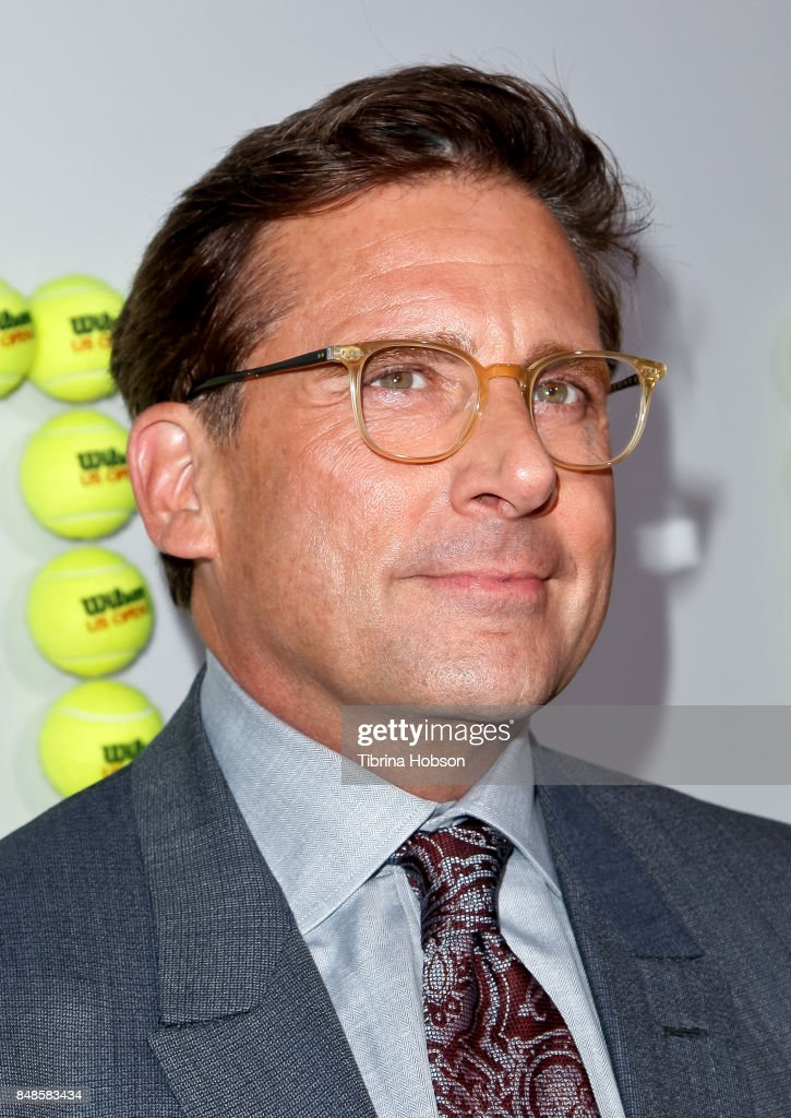 Steve Carell attends the premiere of Fox Searchlight Picture 'Battle Of The Sexes' at Regency Village Theatre on September 16, 2017 in Westwood, California.