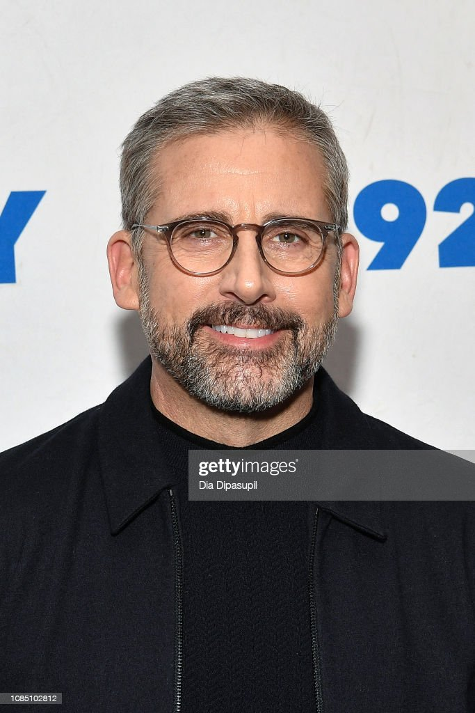 """""""Welcome To Marwen"""" Screening & Conversation With Steve Carell : Nyhetsfoto"""