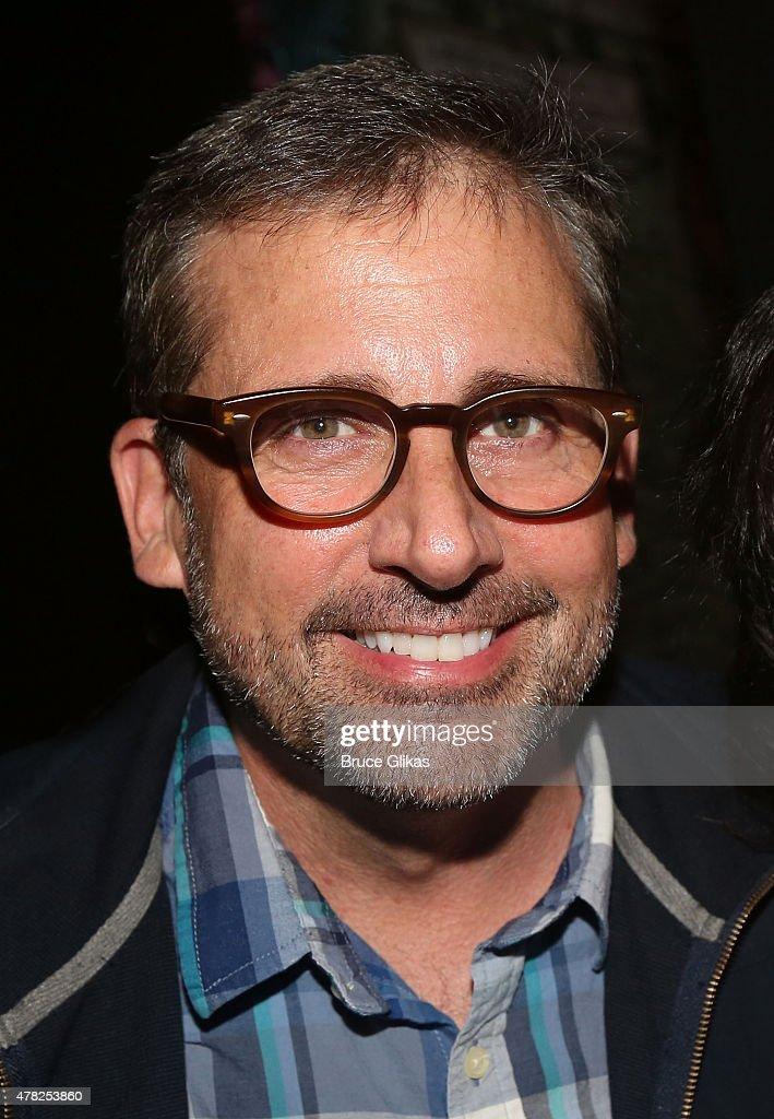 Celebrities Visit Broadway - June 23, 2015 : News Photo