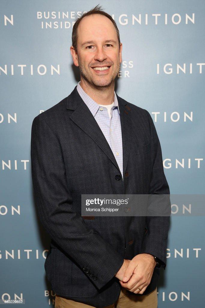 Steve Carlin, CSO at Softbank Robotics America poses at