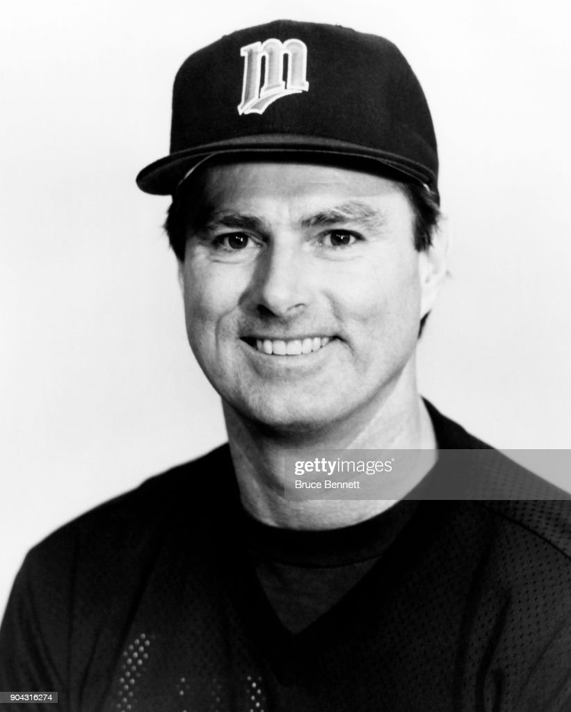 Steve Carlton #38 of the Minnesota Twins poses for a portrait during Spring Training circa March, 1987 in Orlando, Florida.
