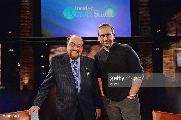STUDIO Steve Carrell Pictured James Lipton Steve Carrell