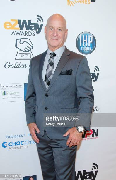 Steve Cederguist attends the eZWay Awards Golden Gala at Center Club Orange County on August 30 2019 in Costa Mesa California