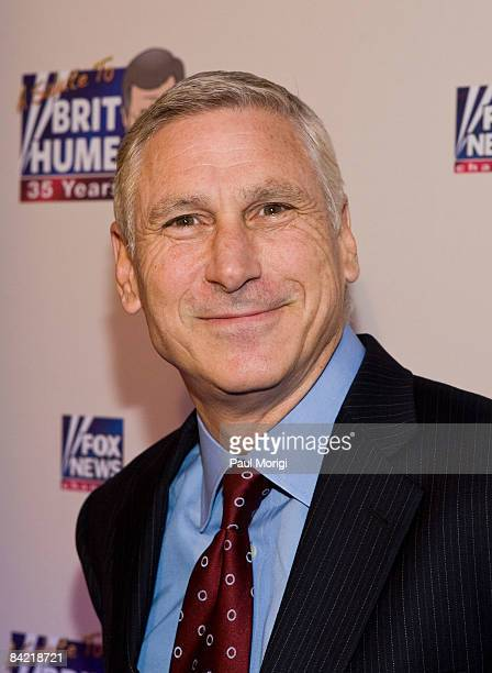 Steve Centanni attends salute to Brit Hume at Cafe Milano on January 8, 2009 in Washington, DC.