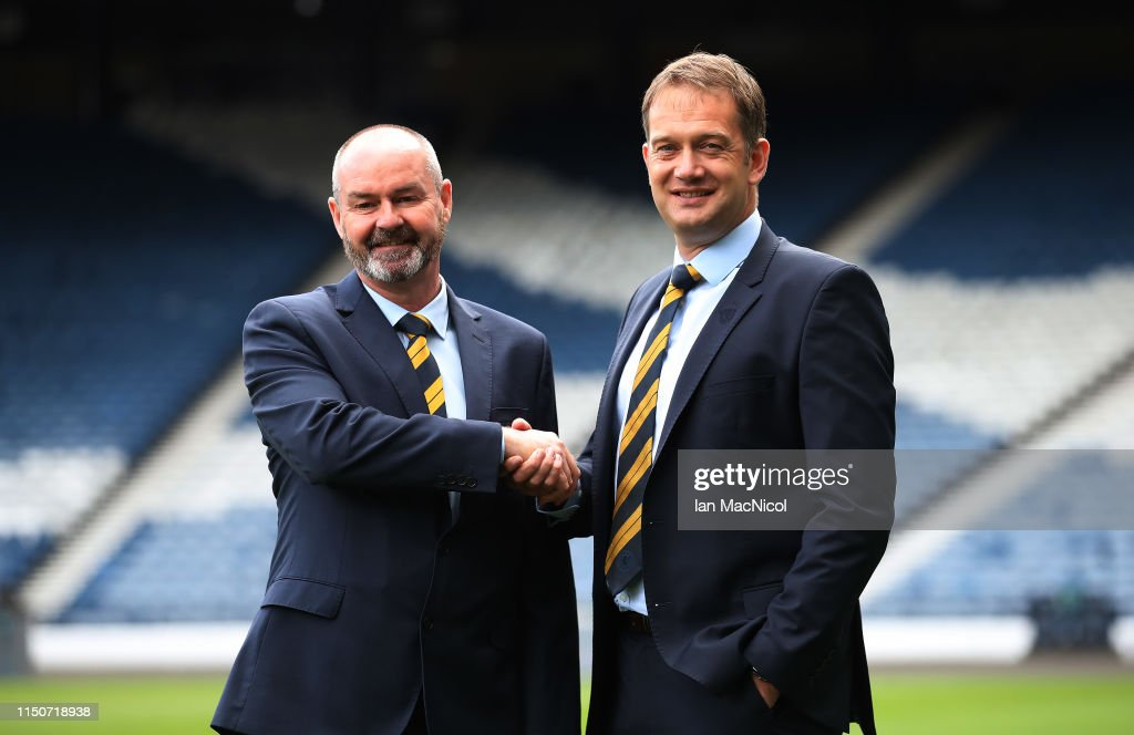 GBR: Steve Clarke appointed as Scotland Manager