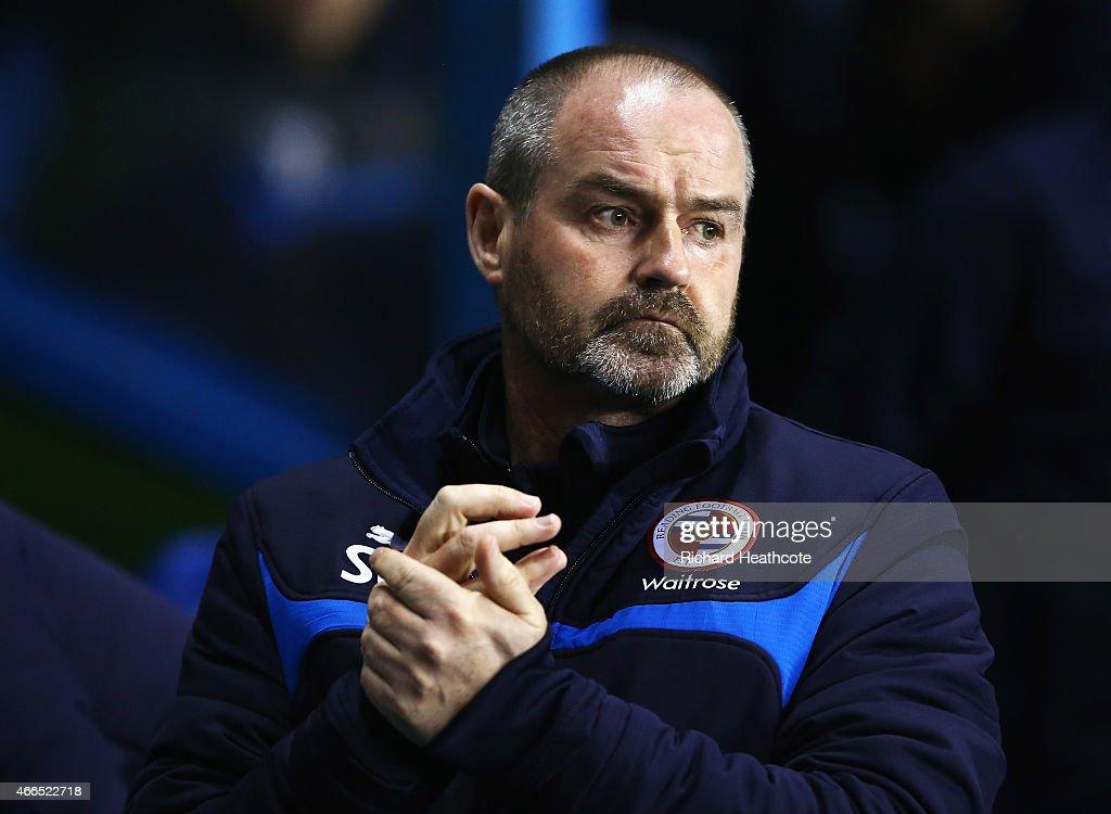 Reading v Bradford City - FA Cup Quarter Final Replay : News Photo
