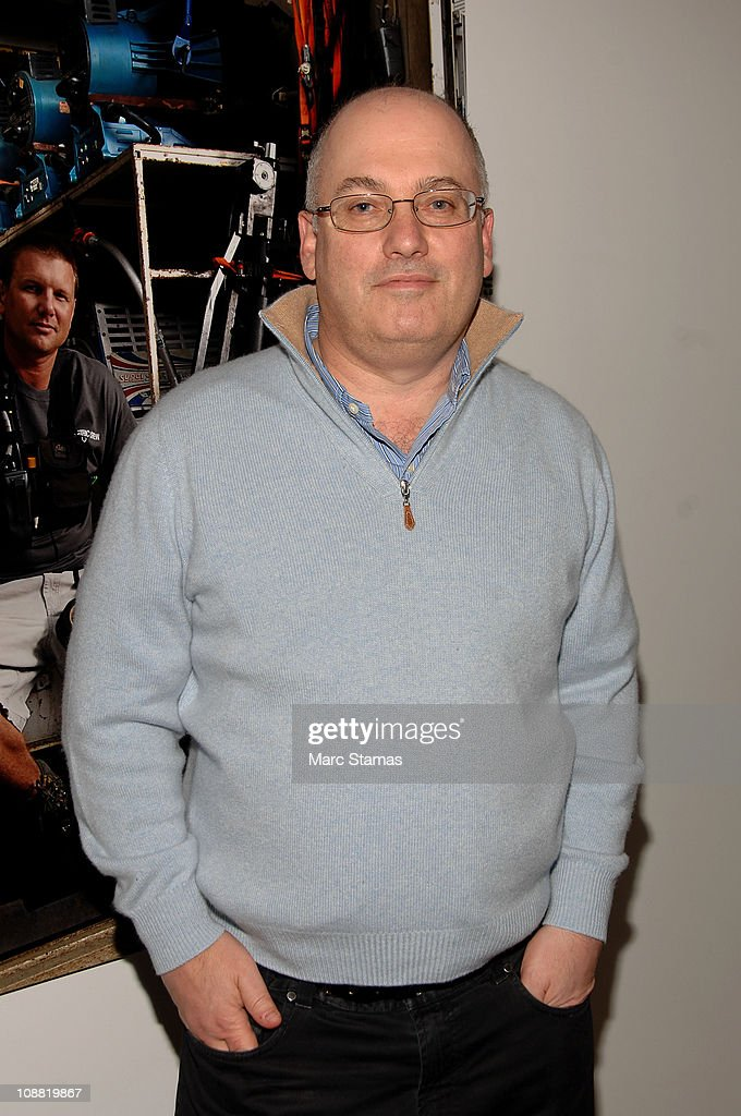 Steve Cohen attends the opening of the Vilcek Foundation's exhibition of