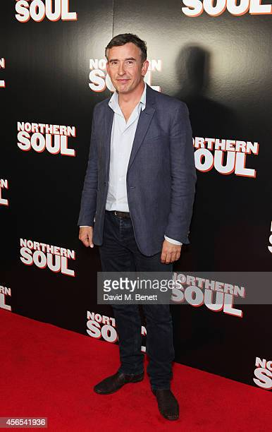 Steve Coogan attends a Gala Screening of 'Northern Soul' at the Curzon Soho on October 2 2014 in London England