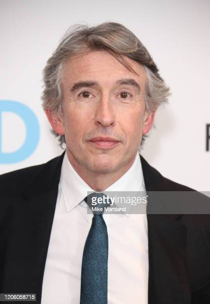 Steve Coogan attends Greed Special Screening at Ham Yard Hotel on February 13 2020 in London England